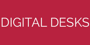 digital desk hire