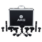 Drum Kit Wired Microphone Hire London and Surrey