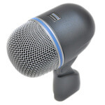 Shure SM52 Wired Microphone Hire London and Surrey